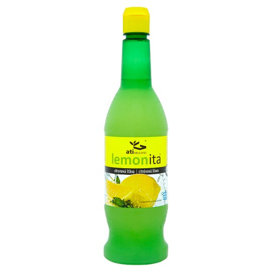 Ati Delicates Lemonita Lemon Juice 330 ml