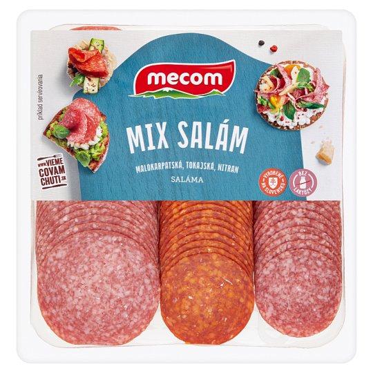 Mecom Salami Mix Malokarpatská, Tokajská, Nitran 300 g