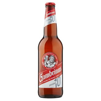 Gambrinus 10% Pale Beer 0.5 L