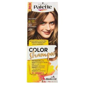 Schwarzkopf Palette Color Shampoo farba na vlasy Svetlohnedý 6-0 (231)