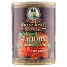 Kaiser Franz Josef Exclusive Strawberries in Syrup 410 g