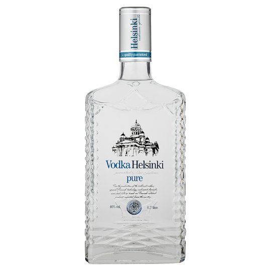 Helsinki Pure vodka 40% 0,7 l