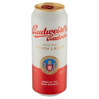 Budweiser Budvar B:Original Lager Beer 500 ml