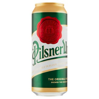 Pilsner Urquell Light Lager Beer 500 ml