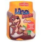 Podravka Lino Lada Duo Mixture of Milk and Cocoa Cream with Hazelnuts 350 g