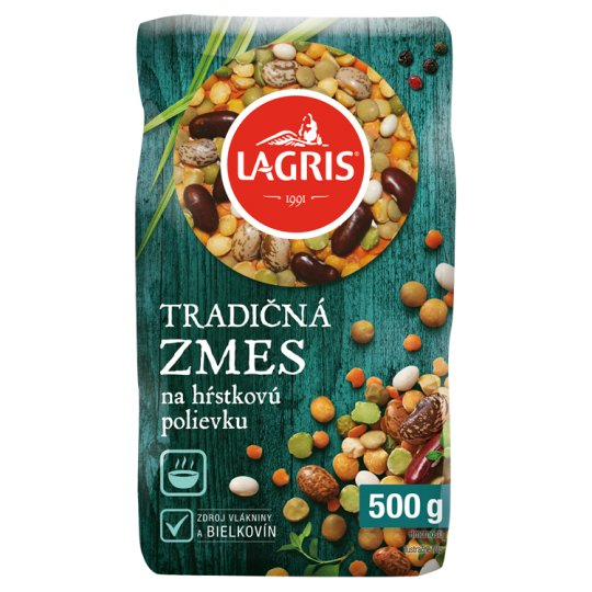Lagris Traditional Mixture of The Legume Soup 500 g