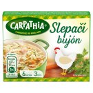 CARPATHIA Chicken Broth in a Cube 3 L 6 x 10 g