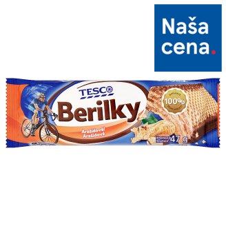 Tesco Berilky arašidové 47 g