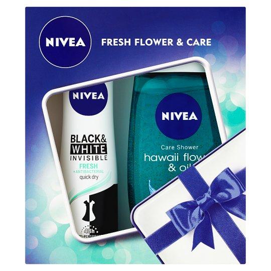 Nivea Fresh Flower & Care Gift Set