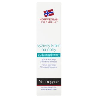 Neutrogena Nourishing Foot Cream 50 ml