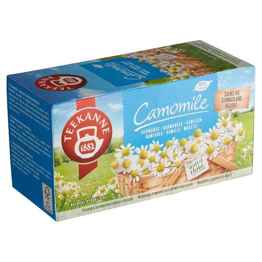 TEEKANNE Camomile, bylinný čaj, 20 vrecúšok, 22 g
