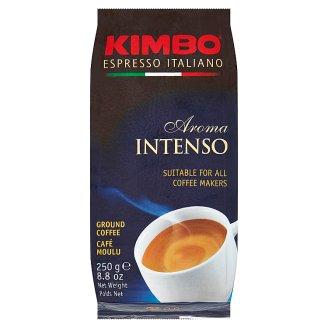 Kimbo Aroma intenso pražená mletá káva 250 g