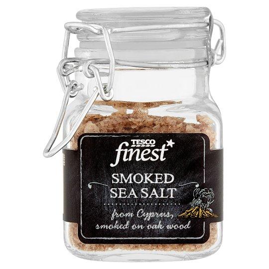 Tesco Finest Jedlá morská soľ s údenou arómou 50 g