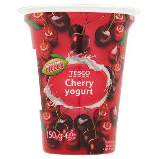 Tesco Jogurt čerešňový 150 g