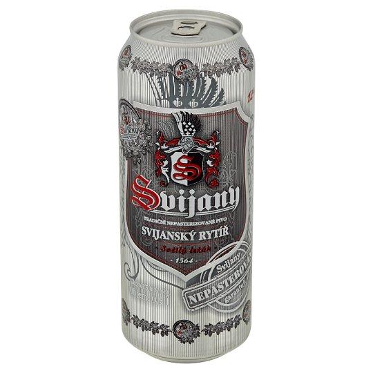Svijany Svijanský Knight Beer Light Lager 0.5 L