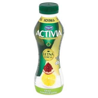 Danone Activia Citrón - granátové jablko jogurtový nápoj 310 g