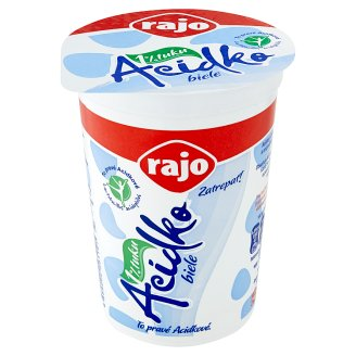 Rajo Acidko Sour Milk with Culture of Lb. Acidophilus Reduced Fat 250 g