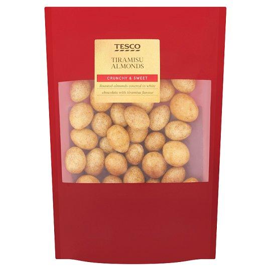 Tesco Tiramisu Almonds 200 g