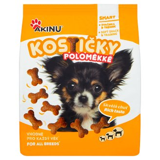 Akinu Bones for Dogs Semi Soft 450 g