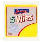Spontex Vlies Multipurpose Rag 5 pcs