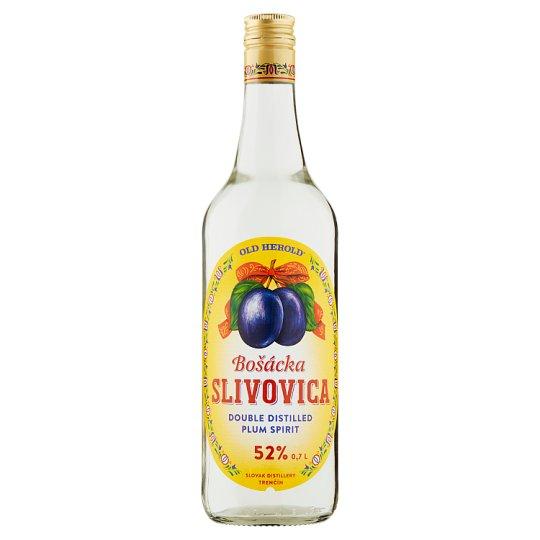 Bošácka Original Plum Distillate 52% 0.7 L