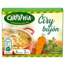 CARPATHIA Carpathian Clear Broth in a Cube 3 L 6 x 10 g