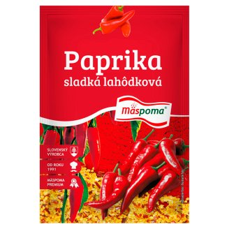 Mäspoma Paprika sladká mletá lahôdková 25 g