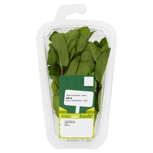 Tesco Peppermint Mint 20 g