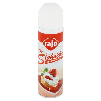 Rajo Whipped of Delicious Cream 250 g