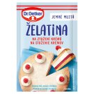 Dr. Oetker Gelatine to Toughen Cream 20 g