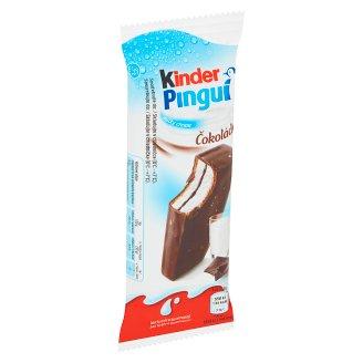 Kinder Pingui Piškótové rezy s mliečnou náplňou poliate čokoládou 30 g