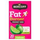 Bercoff Spaľovač tukov aromatizovaný fermentovaný čaj limetka 20 x 1,5 g