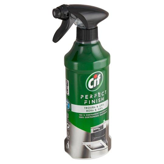 Cif Rúra & Gril čistiaci sprej 435 ml
