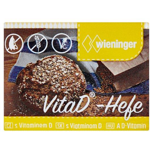 Wieninger Čerstvé pekárske droždie s vitamínom D 42 g