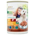 Tesco Pet Specialist Dog Food in Jelly with Poultry and Liver 415 g