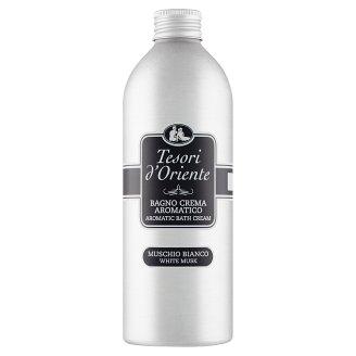 Tesori d'Oriente White Musk kúpeľová pena 500 ml