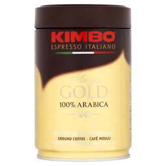 Kimbo Aroma gold pražená mletá káva 250 g