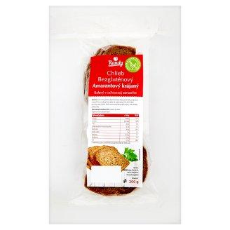 Kandy Chlieb bezgluténový amarantový krájaný 200 g