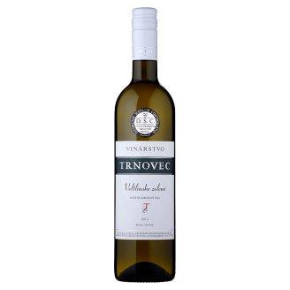 Vinárstvo Trnovec Veltlínske zelené akostné odrodové víno biele suché 0,75 l