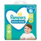 Pampers Active Baby Veľ. 6, 56 Plienok, 13-18 kg