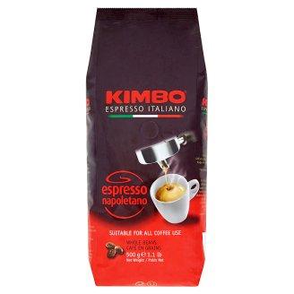 Kimbo Exspresso napoletano pražená zrnková káva 500 g