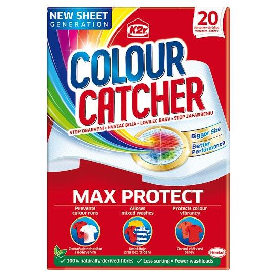 K2r Colour Catcher Pracie obrúsky 20 ks