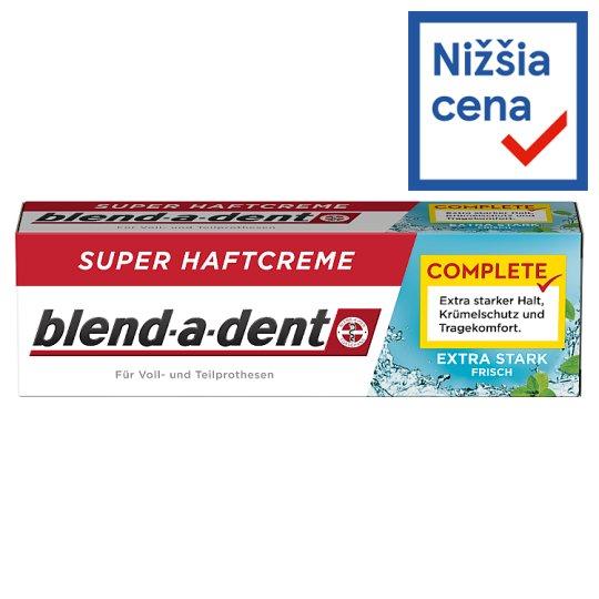 Blend-a-dent Complete Fresh Fixačný Krém Na Protézu 47g