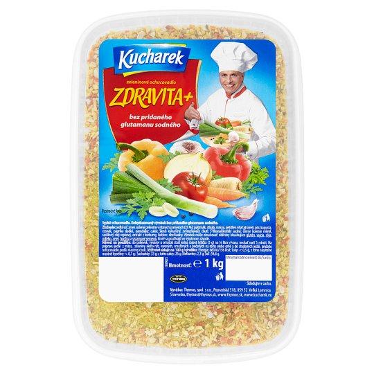 Kucharek Zdravita+ zeleninové ochucovadlo 1 kg