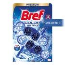 Bref Color Aktiv Chlorine Solid Toilet Block 2 x 50 g