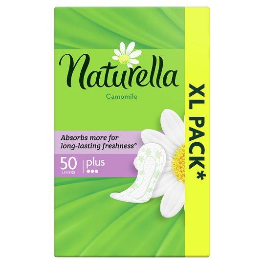 Naturella Plus Camomile Intímky 50 ks.