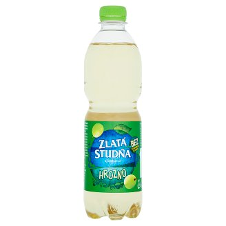 Zlatá Studňa with Flavour of Grape 0.5 L