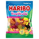 Haribo Tropifrutti Soft Jelly with Fruit Flavours 100 g