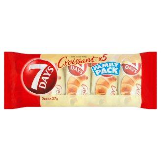 7 Days Croissant s kakaovou náplňou 5 x 37 g