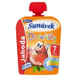 Sunárek Do Ručičky with Strawberries 90 g